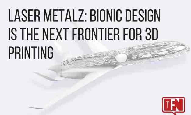 Laser Metalz: Bionic Design Is The Next Frontier For 3D Printing