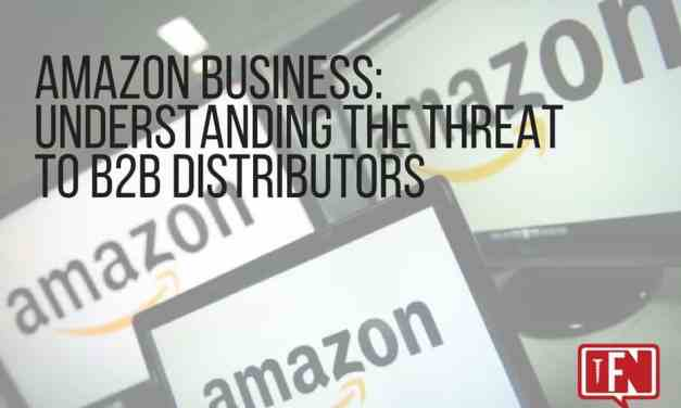 Amazon Business: Understanding the Threat to B2B Distributors