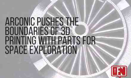 Arconic Pushes the Boundaries of 3D Printing with Parts for Space Exploration