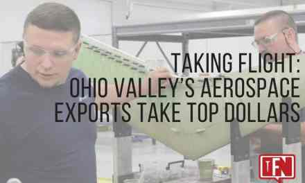 Taking Flight: Ohio Valley's Aerospace Exports Take Top Dollars