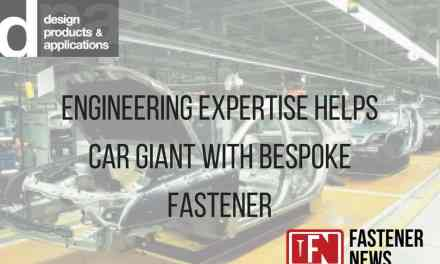 Engineering Expertise Helps Car Giant With Bespoke Fastener