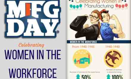 Celebrating Women in Manufacturing