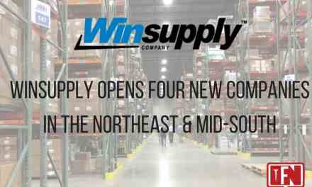 Winsupply Opens Four New Companies in the Northeast and Mid-South