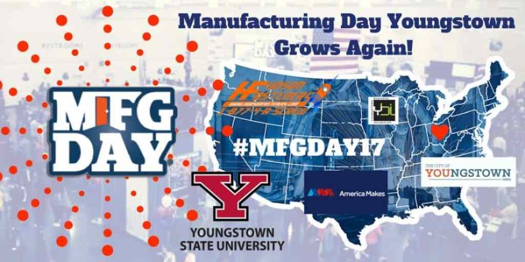 Manufacturing Day Youngstown Grows Again!