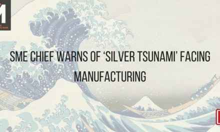 SME Chief Warns of 'Silver Tsunami' Facing Manufacturing