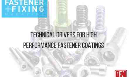 Technical Drivers for High Performance Fastener Coatings