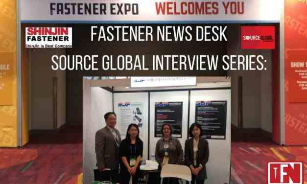 Source Global Interviews: Jennifer Jung of ShinJin Fastener of South Korea