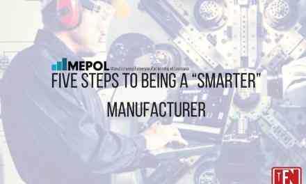 "Five Steps to Being a ""Smarter"" Manufacturer"
