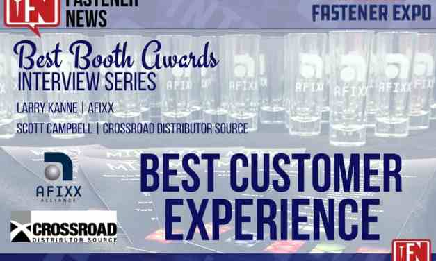 "Afixx & Crossroad Take Best Customer Experience with ""Your Way is Our Way"" Booth Design"