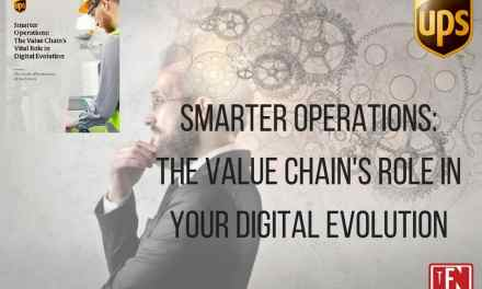 UPS | Smarter Operations Chapter 2: The Value Chain's Role in Your Digital Evolution