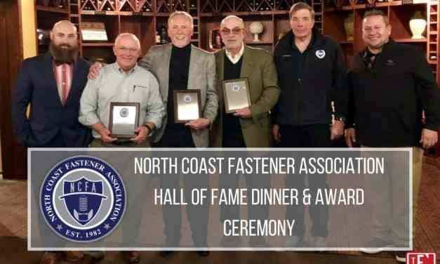 North Coast Fastener Association Hall of Fame Dinner & Award Ceremony