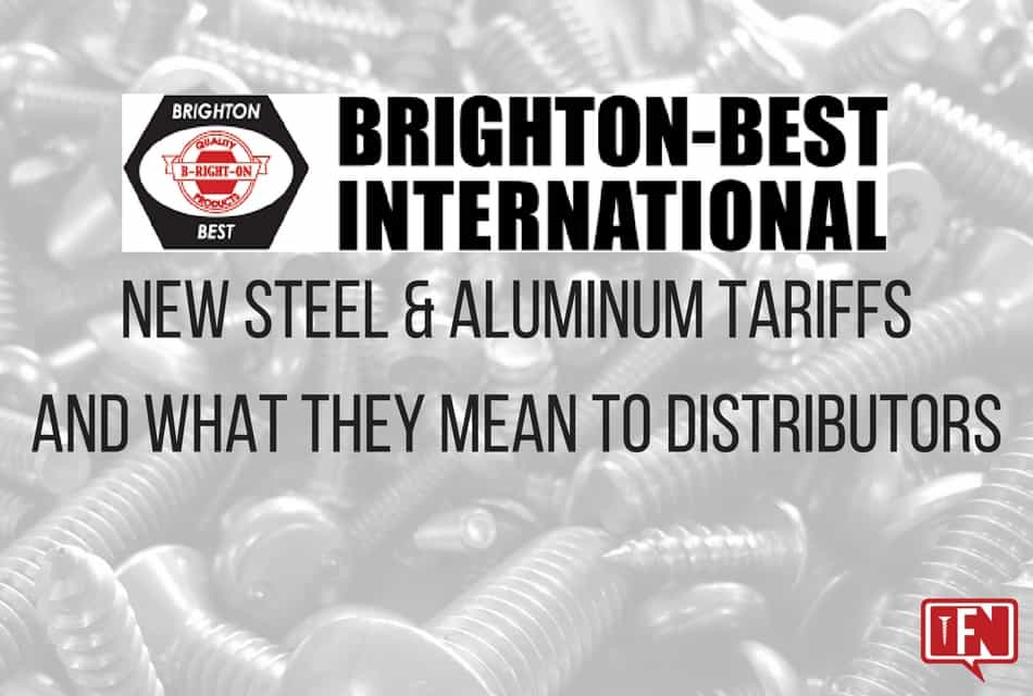 Brighton Best Addresses New Tariff Rates & Effects on the Supply Chain