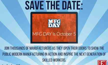 Save the Date: Manufacturing Day is Oct 5, 2018