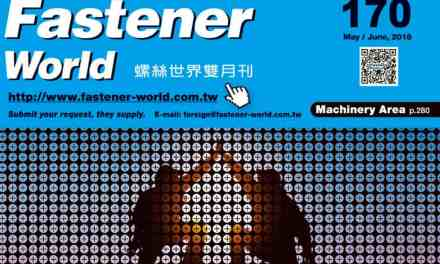 Fastener World, May/June 2018