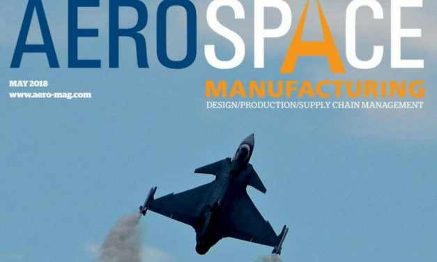 Aerospace Manufacturing and Design, May 2018