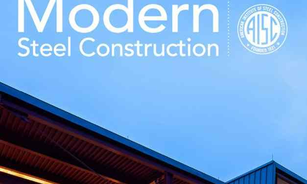 Modern Steel Construction, August 2018