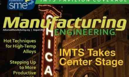 Manufacturing Engineering, August 2018
