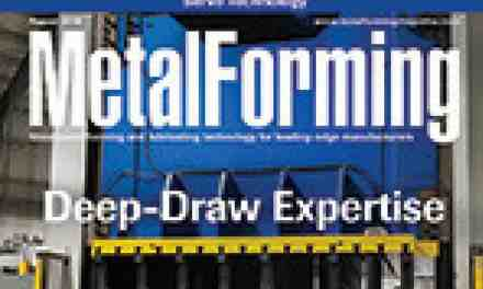 Metalforming Magazine, August 2018