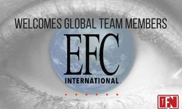 EFC International Welcomes Global Team Members