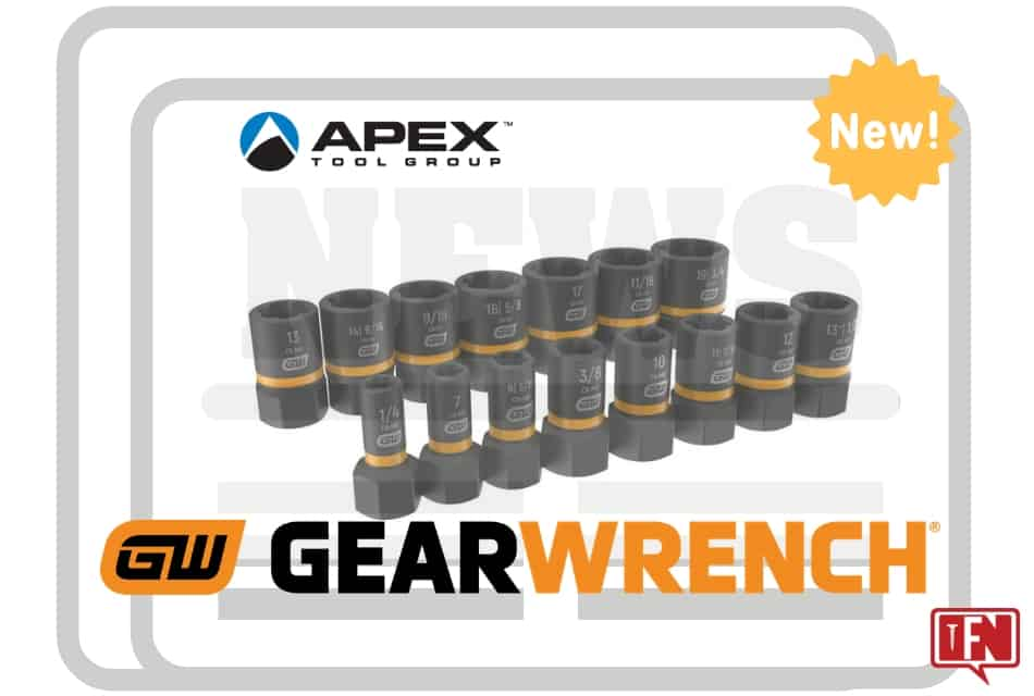 Stubborn Fasteners are No Match for the New GEARWRENCH® Bolt Biter™ Extraction Sockets