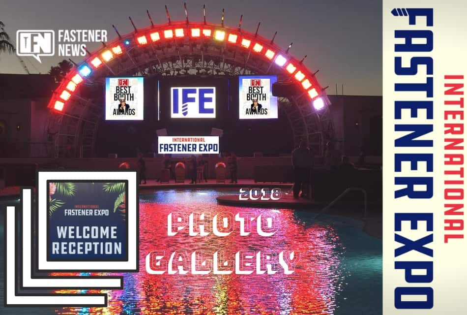 International Fastener Expo 2018 Photo Gallery