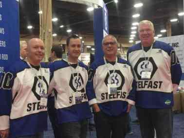 Stelfast team