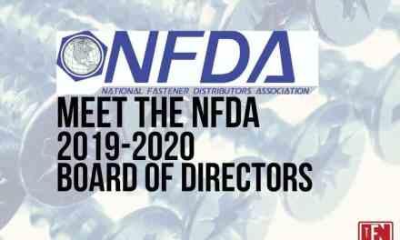 Meet The National Fastener Distributors Association's 2019 – 2020 Board of Directors
