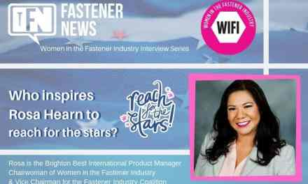 Reach for the Stars Interview Series starring Rosa Hearn