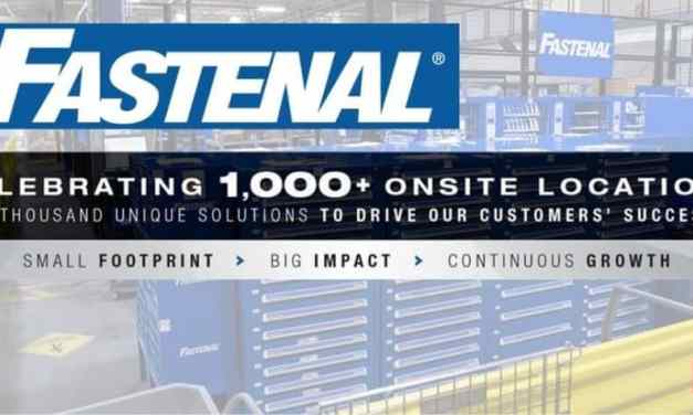 Fastenal Continues 'Journey of Service' With 1,000th Onsite Location