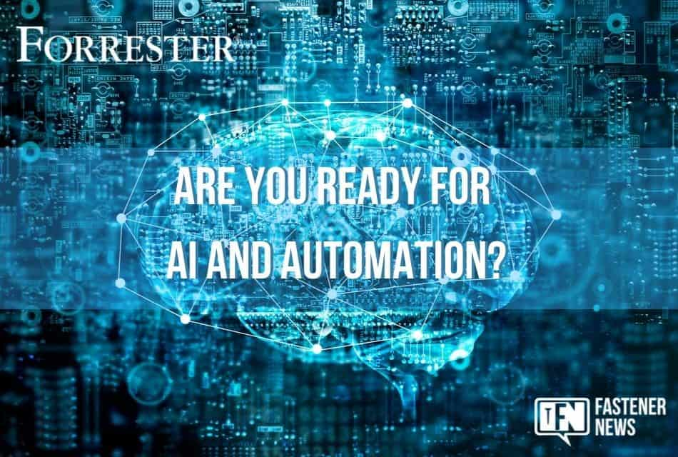 Are You Ready For AI And Automation?