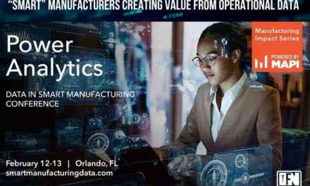 """""""Smart"""" Manufacturers Creating Value from Operational Data"""