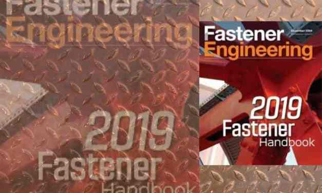 Design World Special Edition: 2019 Fastener Handbook