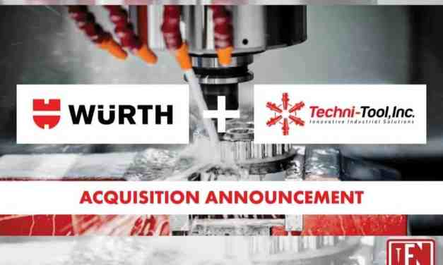 Würth Industry North America Acquires Techni-Tool, Inc