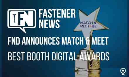 FND Announces Match & Meet Best Booth Digital Awards