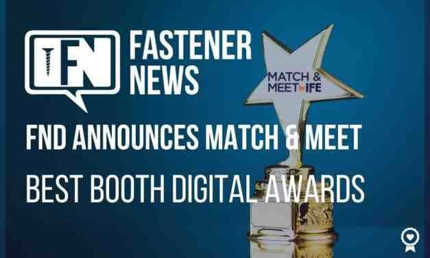 FND Announces Match & Meet Best Booth Digital Awards