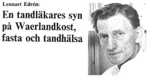 Lennart Edren Fastenwandern