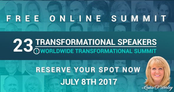 Free Worldwide Transformational Summit