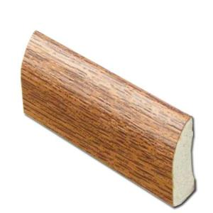 Edge Fillet 20mm (Light Oak) | PVC Trims and Soffits | Faster Plastics