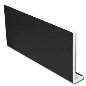 9mm Reveal Liner (Black Ash)   PVC Trims and Soffits   Faster Plastics