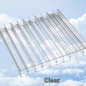 Clear Polycarbonate | Polycarbonate Sheets | Polycarbonate Glazing | Faster Plastics