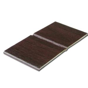 Flexible Angle Trims (Rosewood)   PVC Trims and Soffits   Faster Plastics