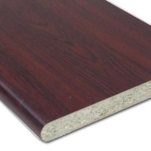 Laminated Cill (Rosewood)   Cills and Skirting   Faster Plastics