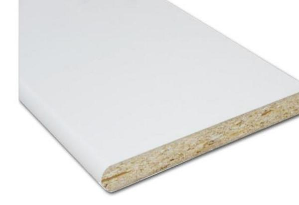 Laminated Cill (White) | Cills and Skirting | Faster Plastics