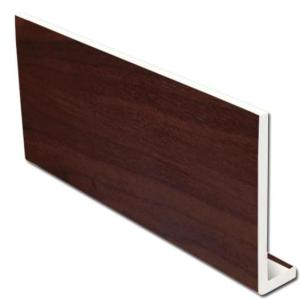 9mm Reveal Liner (Rosewood) | PVC Trims and Soffits | Faster Plastics