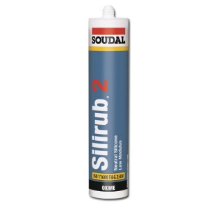 Soudal Silirub 2 | Tools and accessories | Sealant | Cleaners | Installer Tools | Fixings | Faster Plastics