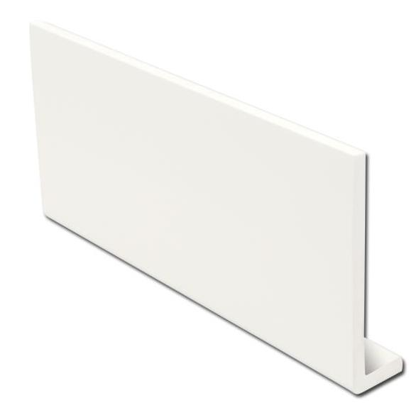 9mm Reveal Liner (White) | PVC Trims and Soffits | Faster Plastics