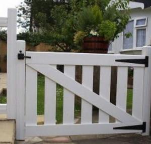 Small PVC Gate | PVC Gates | Small Plastic Gate | Faster Plastics