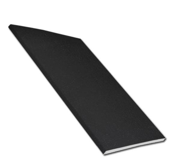 9mm Soffit Board (Black) | Faster Plastics