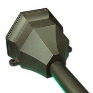 Ogee Downpipe Hopper Head | Cast Iron Effect Gutter | PVC Gutter | Faster Plastics