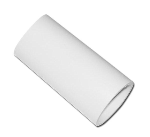 Round Downpipe 4m | PVC Gutter | Faster Plastics